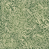 Green abstract fantasy pattern. Contain mesh background, vector, — Stock Vector