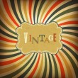 Grunge vintage background. Vector, EPS10 - Stock Vector