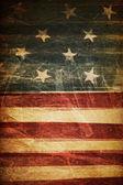 美国国旗背景 — 图库照片