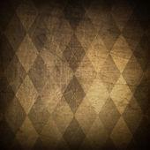 Classic argyle grunge background — Stock Photo
