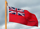 Red Ensign Flag — Stock Photo