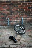 Unicycle Parking — Stock Photo