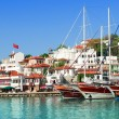 Port of Marmaris - Stock Photo