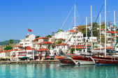 Port of Marmaris — Stock Photo