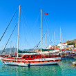 Stock Photo: Port of Marmaris1