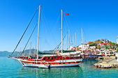 Port of Marmaris1 — Stock Photo