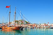 Port of Marmaris2 — Stock Photo