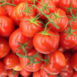 Stock Photo: Tomato, vegetable, food, freshness, red, on branch, heap,raw, ripe, clean, tomatoes, drop, shop, harvest, stall, sale, whole