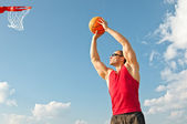 Basketball1 — Stockfoto