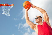 Basketball — Stock Photo