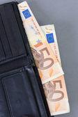 50 euro — Stok fotoğraf