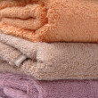 Coloured towels — Stock Photo #18134253