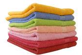 A few towels — Stock Photo