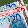 Euro money — Stock Photo #19018557