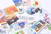 Postzegels — Stockfoto