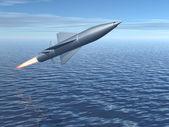 Missile — Stock Photo