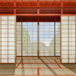 Japanese room — Stock Photo #16658423