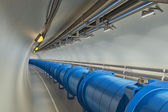Hadron Collider — Stock Photo