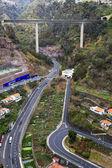 Moderna infraestructura compleja — Foto de Stock