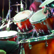 Drum кit on stage — Stock Photo #37309269