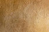 αρχαία χαράγματα — Φωτογραφία Αρχείου