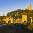 Tsarevets Fort in Veliko Turnovo, Bulgaria. — Stock Photo
