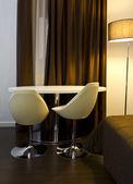Hotel room interior design — ストック写真