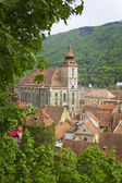 Black church in brasov, transylvania, romania	 — ストック写真