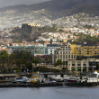 Funchal, Madeira island — Stock Photo