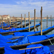 Gondolas Venice, Italy  — Stock Photo #41668031
