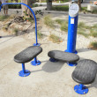 Plyometrics Exercise Equipment - Stock Photo