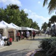 Lauderdale By the Sea, Florida Craft Festival - Stock Photo