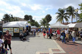 Craft Festival, Lauderdale By the Sea, Florida — Stock Photo