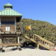 Boca Raton Lifeguard Tower 1 — Stockfoto