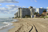 Lauderdale By The Sea View — Foto de Stock