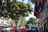 Busy Las Olas Boulevard — Stock Photo