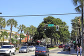 Beautiful Las Olas Boulevard — Stock Photo