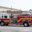 Oakland Park Fire Rescue Truck — Stock Photo