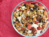 Super Fruit and Nut Mix — Stock Photo