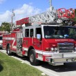 Fire Truck and Two Ambulances — Stock Photo #44460117
