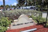 Hillsboro Inlet Park — Foto de Stock