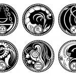 ������, ������: Zodiac symbols