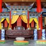 Inside temple — Stock Photo #11926418