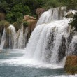 Stock Photo: Waterfalls KRKA
