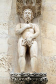 Statue of Adam — Foto Stock