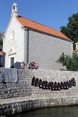 Church in Dubrovnic — Stock Photo
