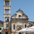 Stock Photo: Square in Hvar