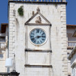 Clock tower — Stock Photo #12507755