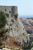 Antiga fortaleza — Foto Stock