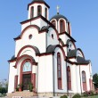 White church - Foto Stock